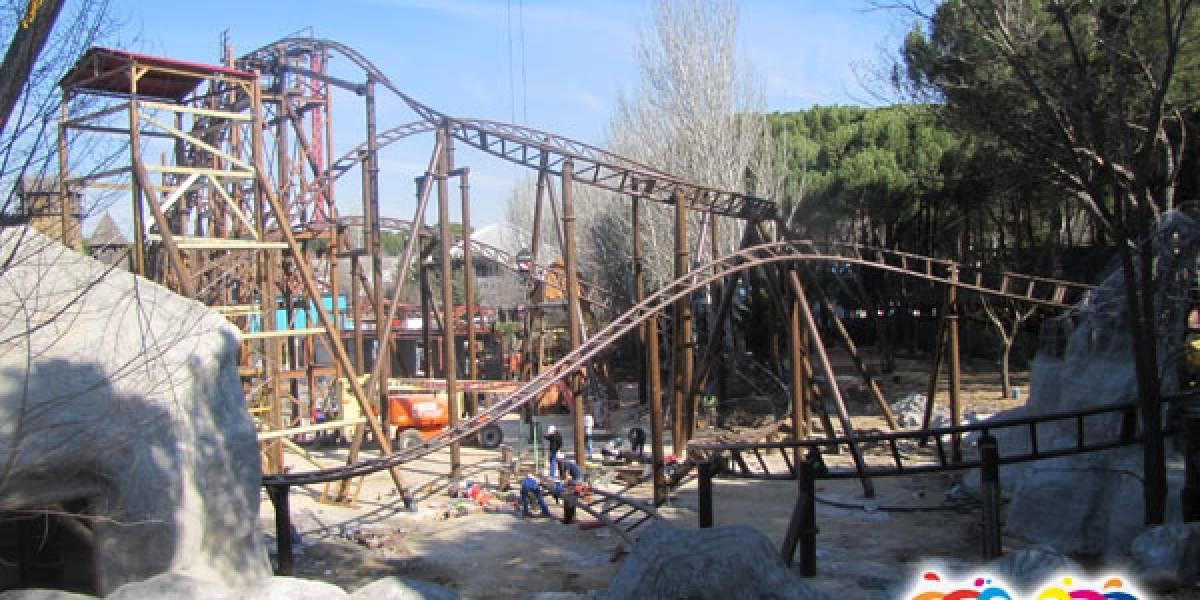 Al menos 33 lesionados por accidente en montaña rusa en parque de diversiones de Madrid