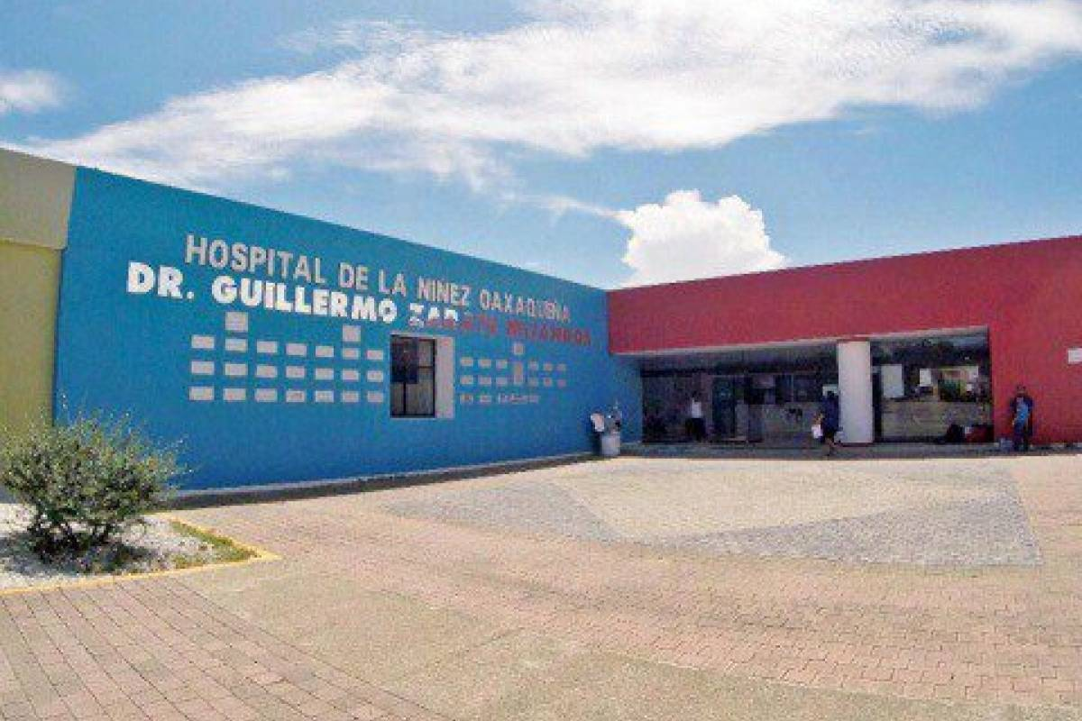 hospital de la niñez de oaxaca suma nueve días de paro