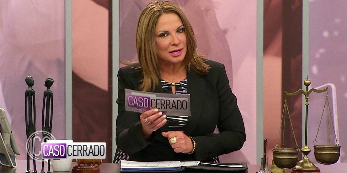 La Dra. Ana María Polo de