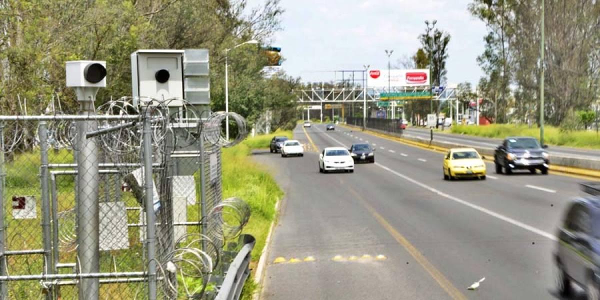 Cancelan contrato a Autotraffic para operar programa de fotomultas