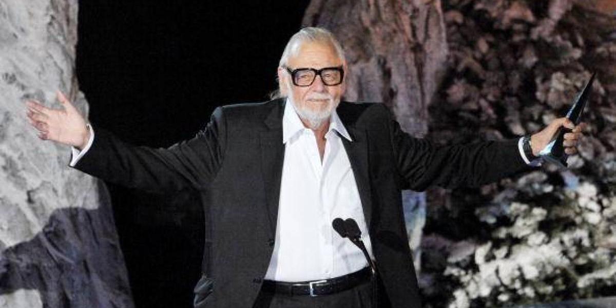 Fallece George Romero, director de 'La noche de los muertos vivientes'