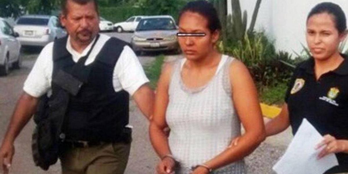 Mujer mata a su hijastro y finge secuestro para ocultar el crimen
