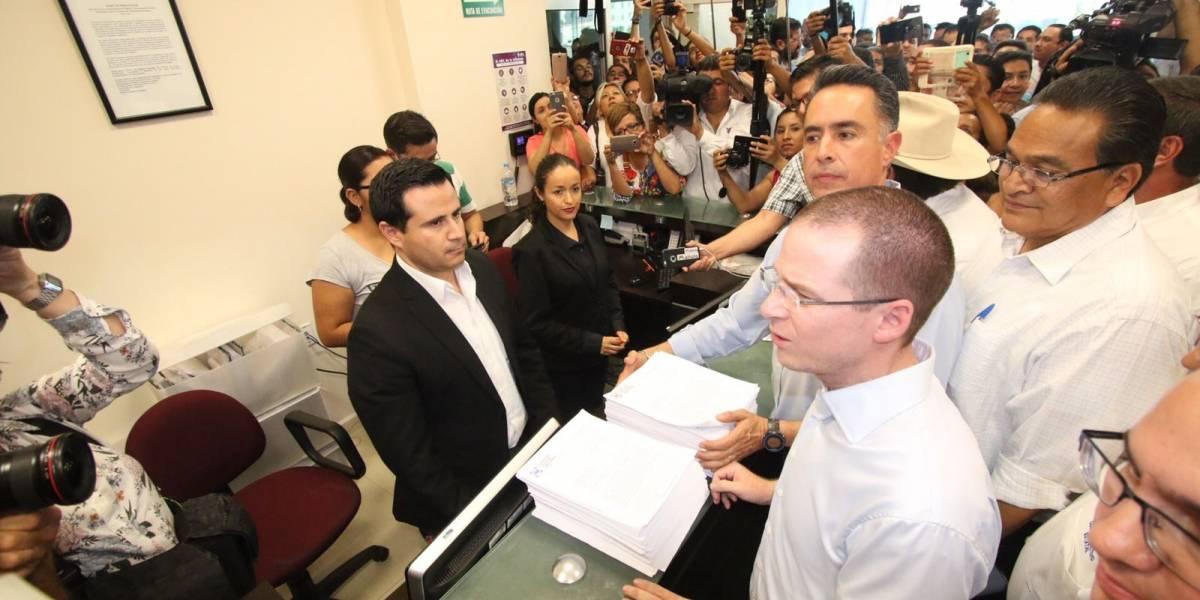 Confío en que INE demuestre la solidez de instituciones democráticas: Ricardo Anaya