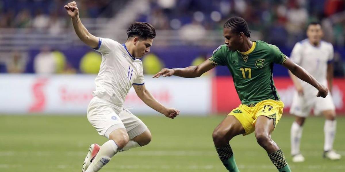 Jamaica y El Salvador empatan y aseguran su estancia en cuartos de final