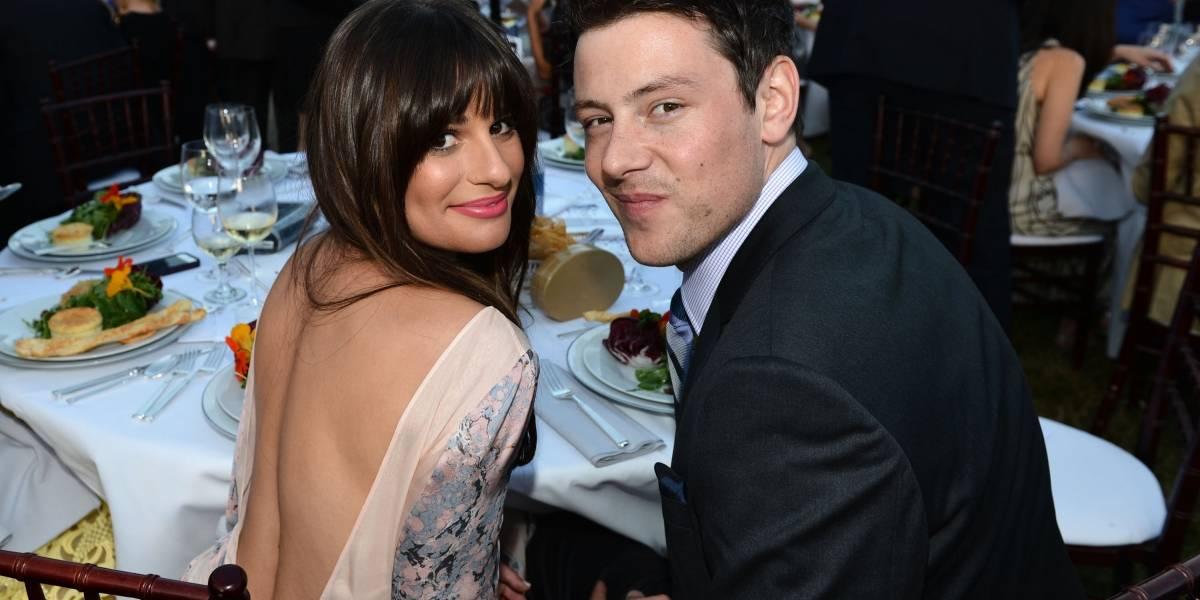 Lea Michele relembra morte de Cory Monteith e comove fãs