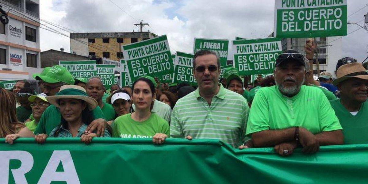 Marcha Verde presenta propuestas