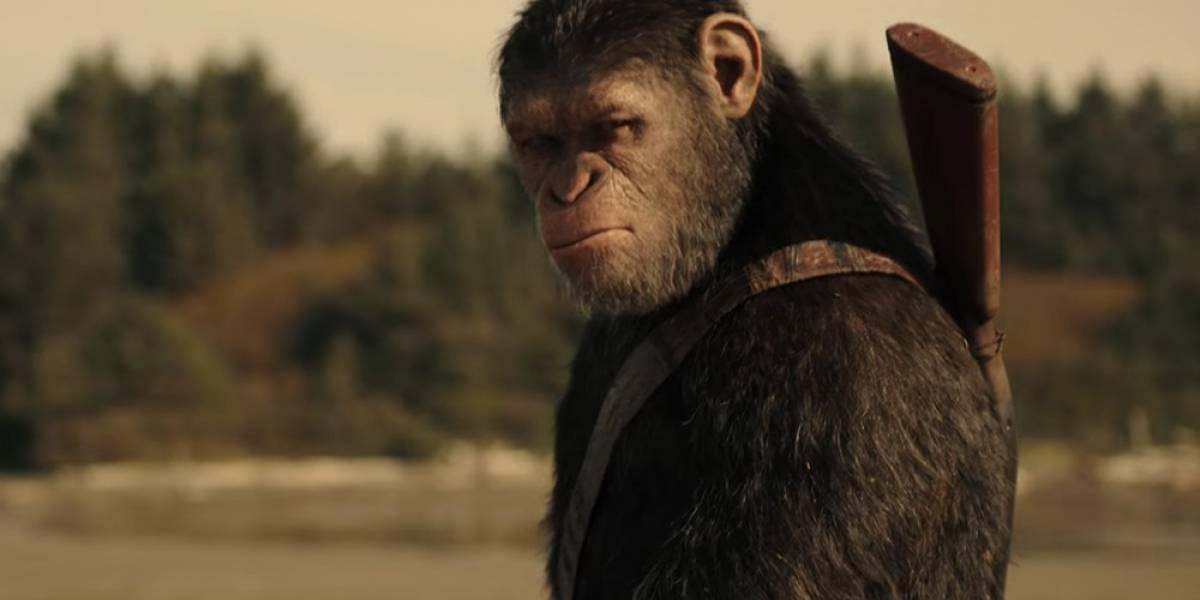 """Debuta """"El Planeta de los Simios: La Guerra"""" en primer lugar de taquilla"""