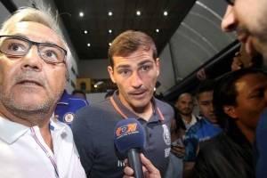 Iker Casillas-Porto