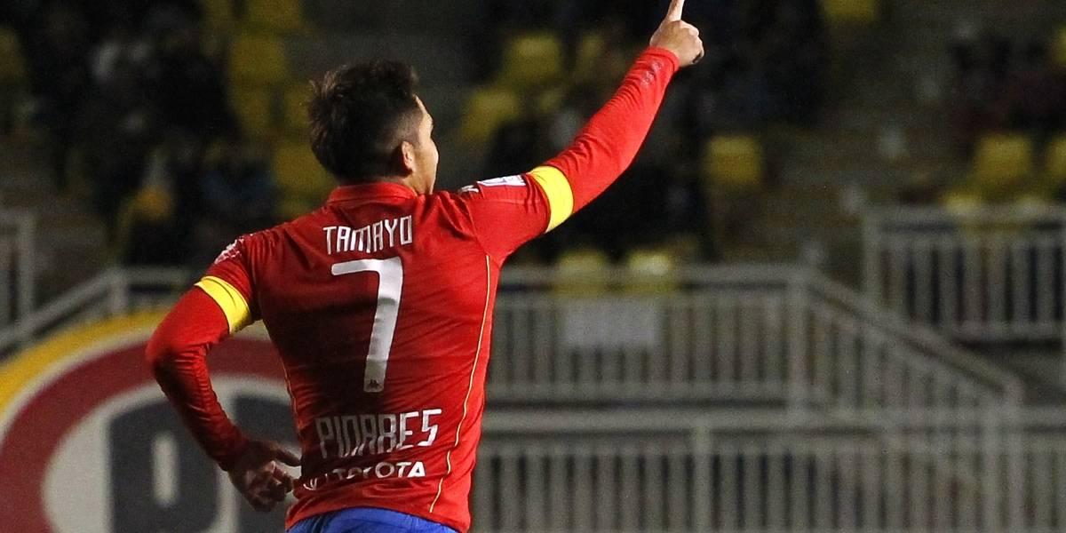 Unión Española demostró su potencia ofensiva y venció a San Felipe por Copa Chile