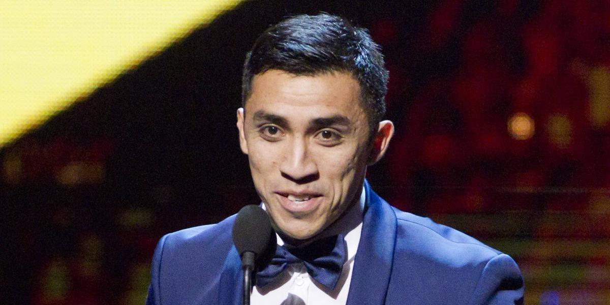 Edson Puch fue condecorado como el mejor volante ofensivo de la liga mexicana