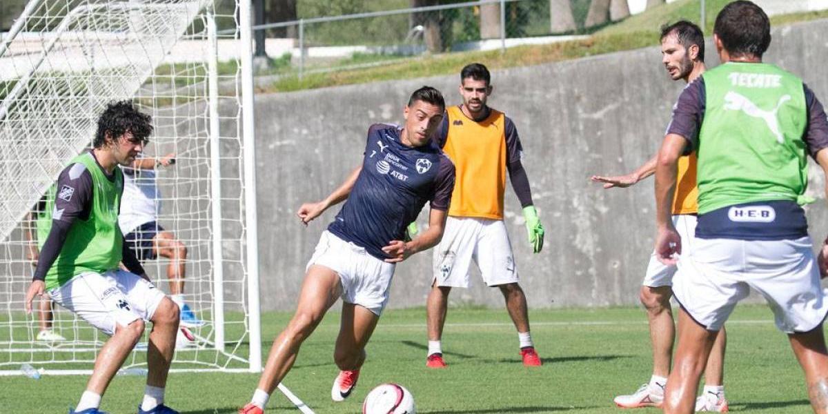 Continúa Rayados su preparación rumbo al Apertura 2017