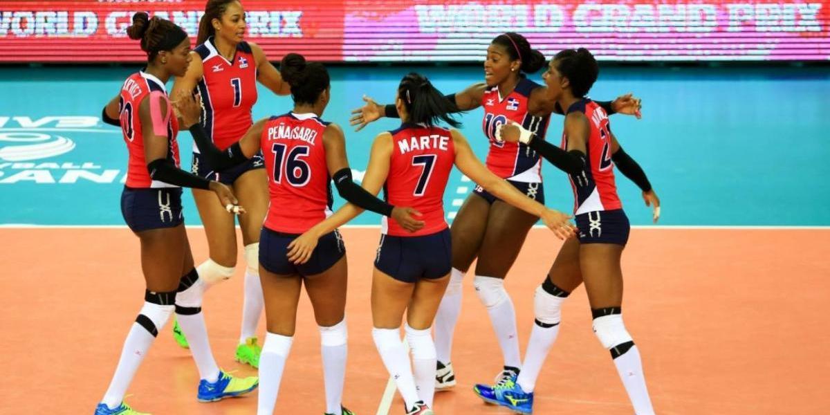 Reinas del Caribe derrotaron a Bélgica en Grand Prix