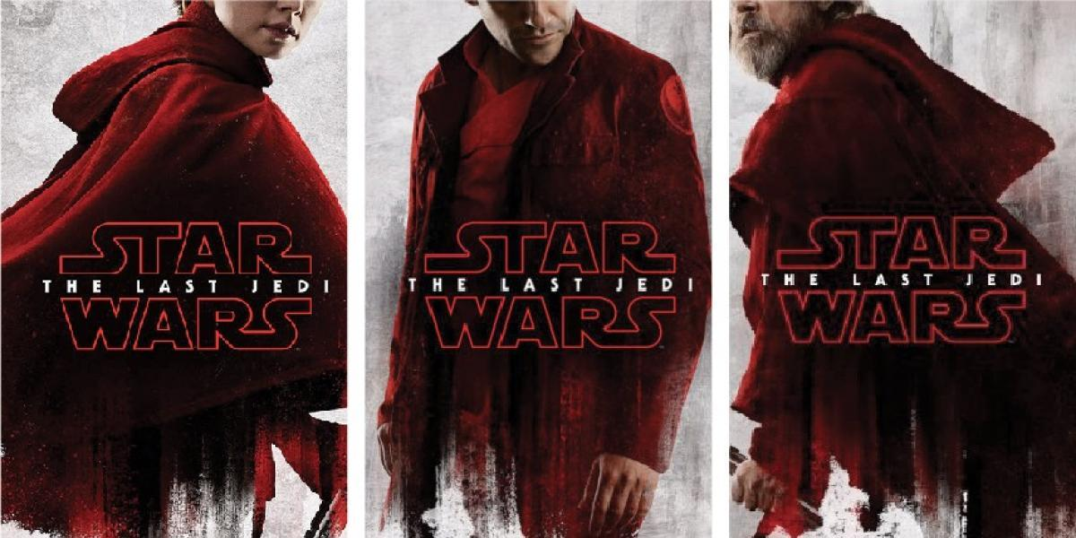 El episodio 8 de Star Wars estrena carteles