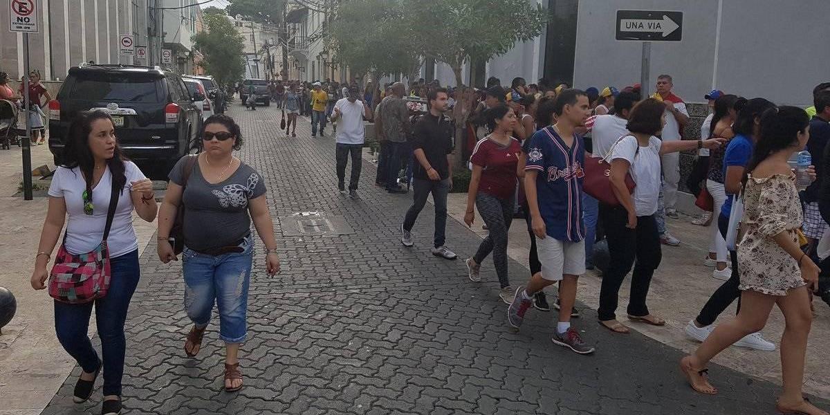 Venezolanos en R.Dominicana votan en consulta opositora sobre Constituyente
