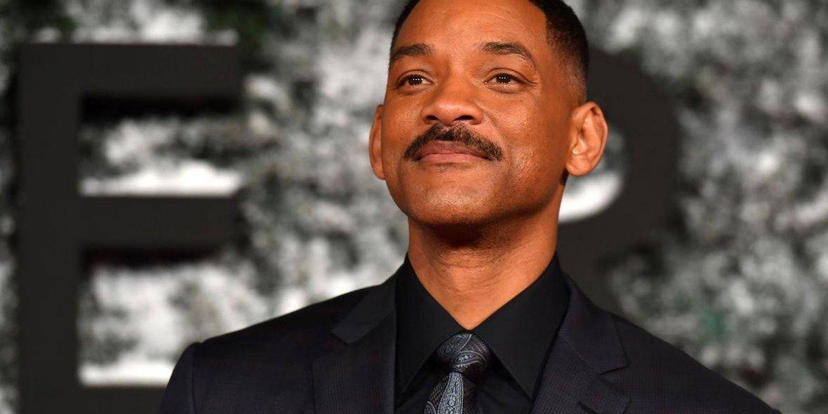 """Will Smith será el Genio en la película """"Aladdin"""""""