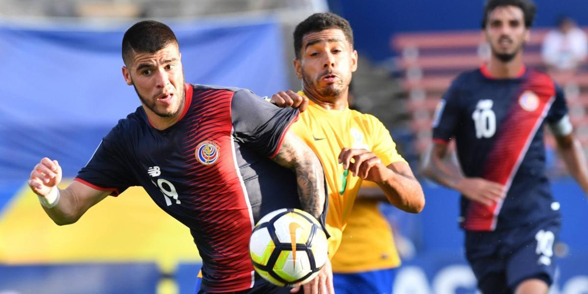 La llave entre ticos y panameños será la más pareja en la Copa de Oro