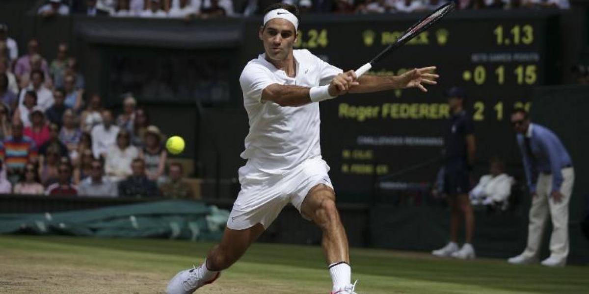 """Federer se une a Nadal y será """"Master"""" tras un año de ausencia"""