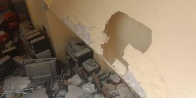 Se desploma techo de escuela primaria en el Centro Histórico