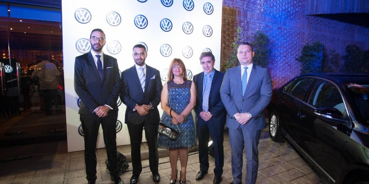 #TeVimosEn: Volkswagen Passat y Montblanc se unen