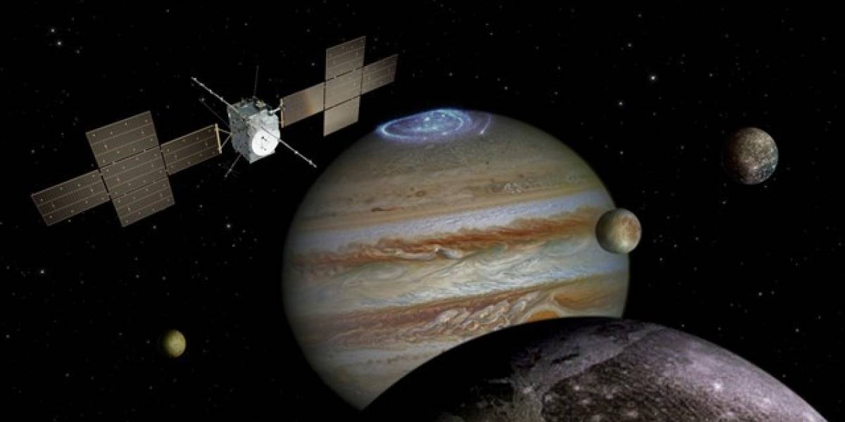 """""""Juice"""": así será la sonda que explorará las lunas de hielo de Júpiter"""