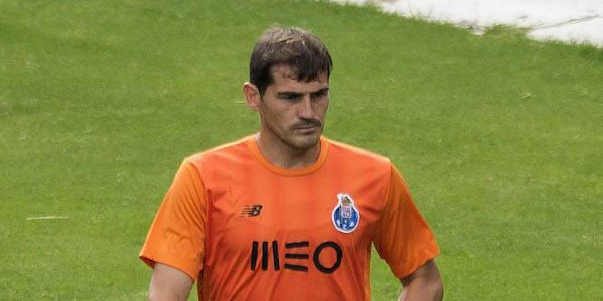 "Iker Casillas no se salva del ""¡eh pu…!"""