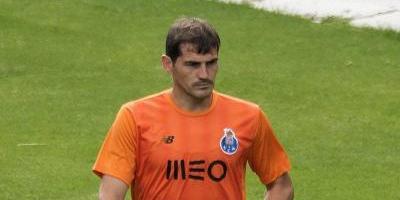 """Iker Casillas no se salva del """"¡eh pu…!"""""""