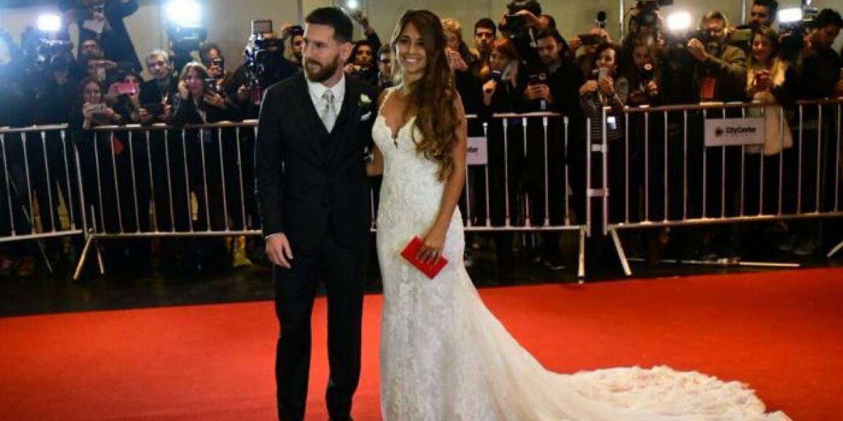 El conmovedor video de Messi y Roccuzzo