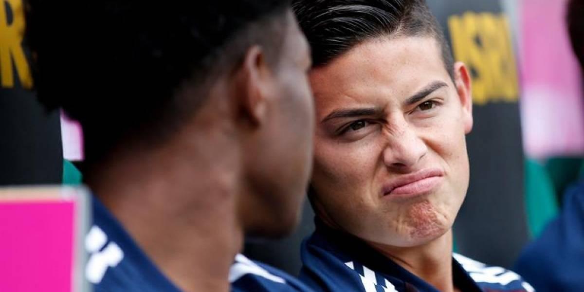 James Rodríguez ya despierta la primera polémica entre la prensa alemana