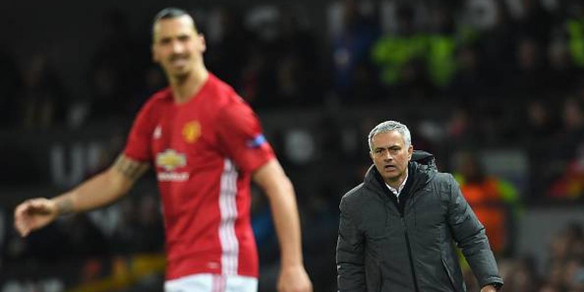 """Mourinho aprueba retorno de Ibrahimovic al United: """"Si su decisión es volver, ¿por qué no esperarlo?"""""""
