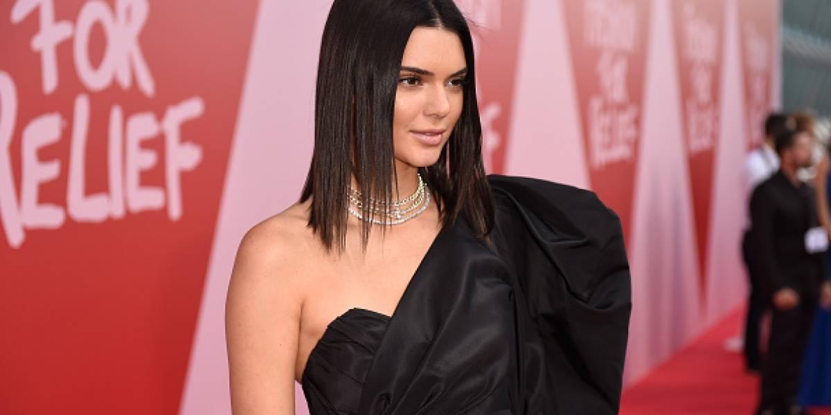Kendall Jenner enloqueció a sus seguidores por foto