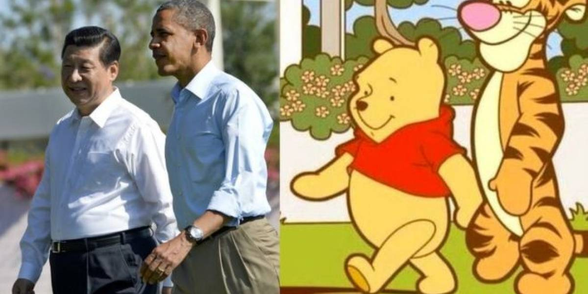 ¿Por qué China censuró al oso Winnie the Pooh?