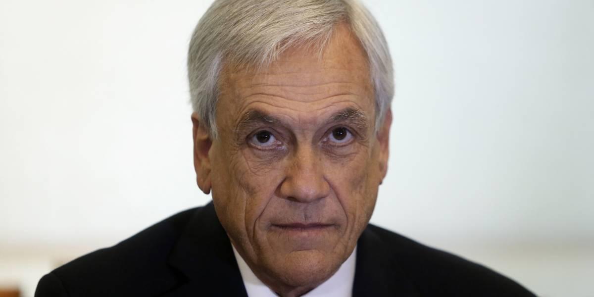 Caso Exalmar: Fiscalía cierra investigación contra Piñera y pide el sobreseimiento de la causa