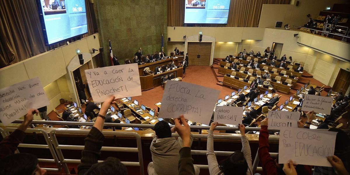 Cámara aprueba reforma de Educación Superior con gratuidad para el 60% más vulnerable