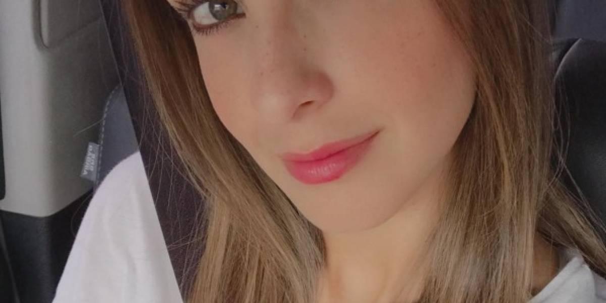 El sensual traje de Laura Acuña con el que se robó las miradas en transmisión de Miss Universo