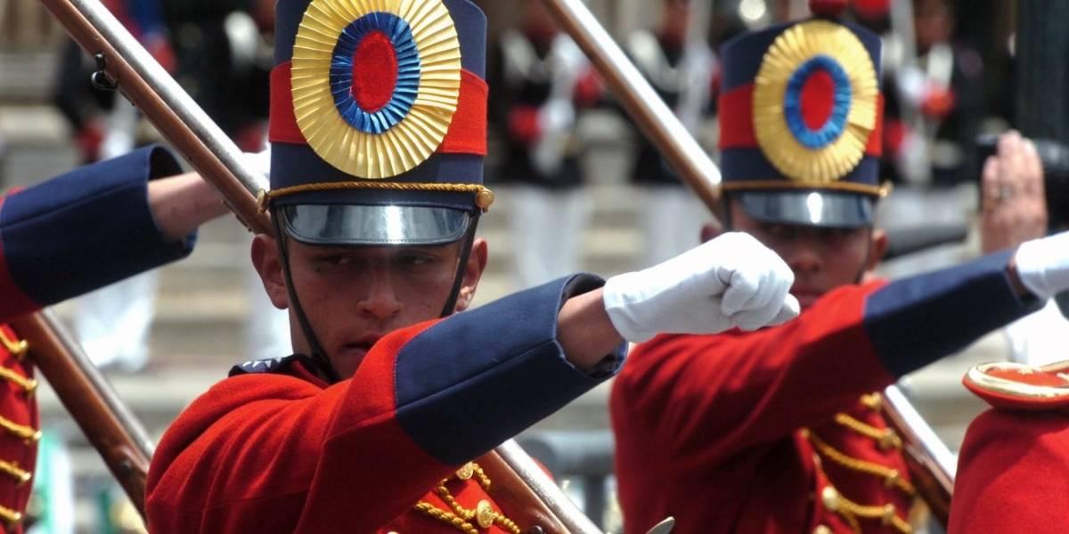 Conozca los cierres viales para el ensayo del desfile del 20 de Julio en Bogotá