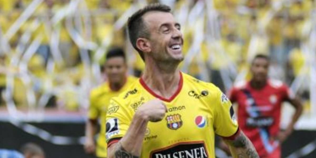 Damián Díaz, el futbolista mejor pagado del Ecuador