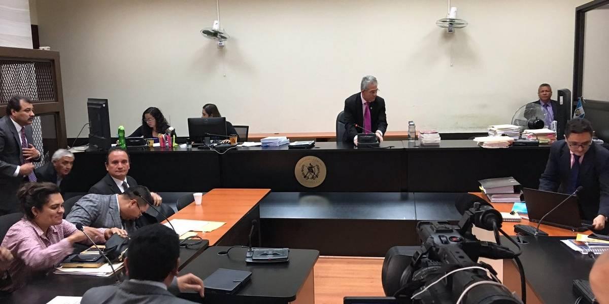 Juez reprograma para la próxima semana la audiencia del caso La Línea