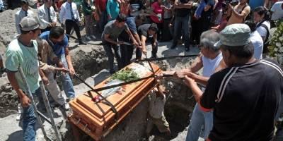 CEAV apoyará a familiares de víctimas por socavón en Paso Express