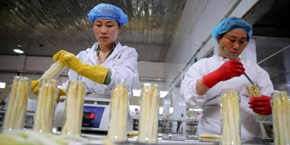 El PIB de China sube un 6,9% en el segundo trimestre