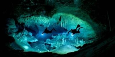Cenote Nohoch Nah Chich, una de las zonas más bellas bajo el agua en Quintana Roo
