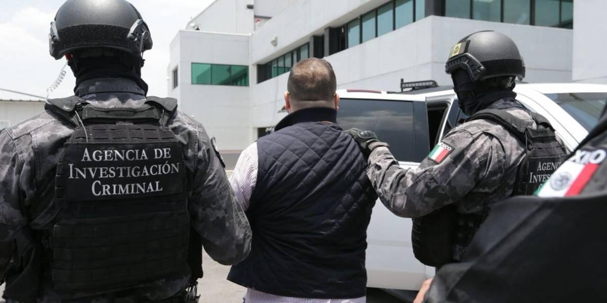 Dictan prisión preventiva a Duarte por delincuencia organizada y lavado de dinero