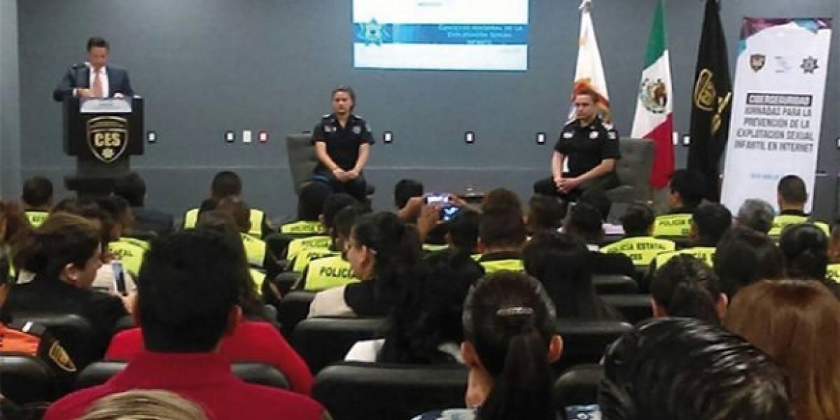 DEA capacitaa policías de Edomex para reforzar seguridad