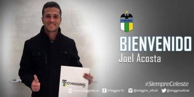 Jugador formado en Boca Juniors se convirtió en nuevo refuerzo de O'Higgins