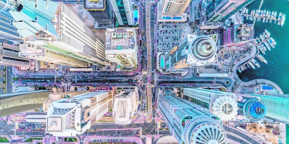 Éstas son las mejores fotos hechas con drones en 2017