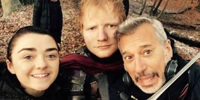 Game of Thrones: Fãs ficam surpresos com participação de Ed Sheeran