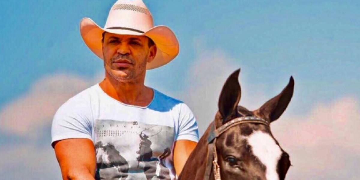 Sem casa 'top' e seguranças, cantor Eduardo Costa reclama de prefeitura de sua cidade