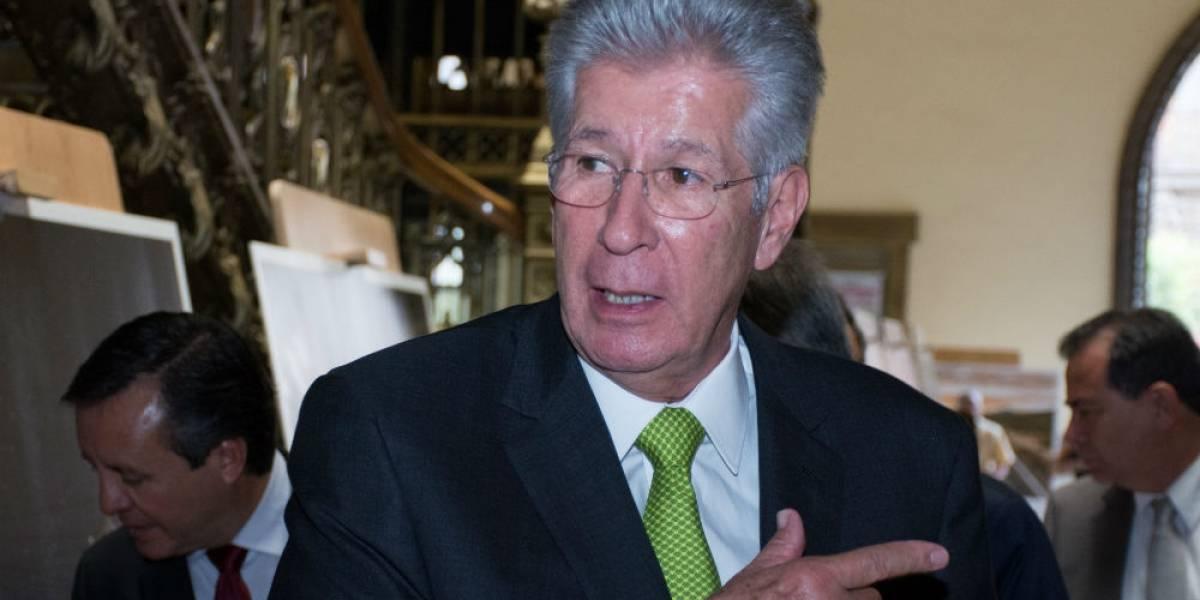 #Confidencial: Ruiz Esparza, aislado