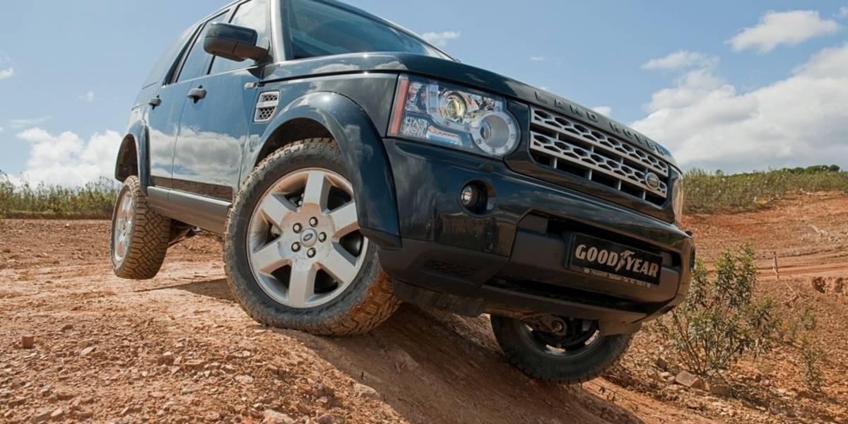 Goodyear apuesta por conquistar el mercado de los SUV con neumáticos especiales
