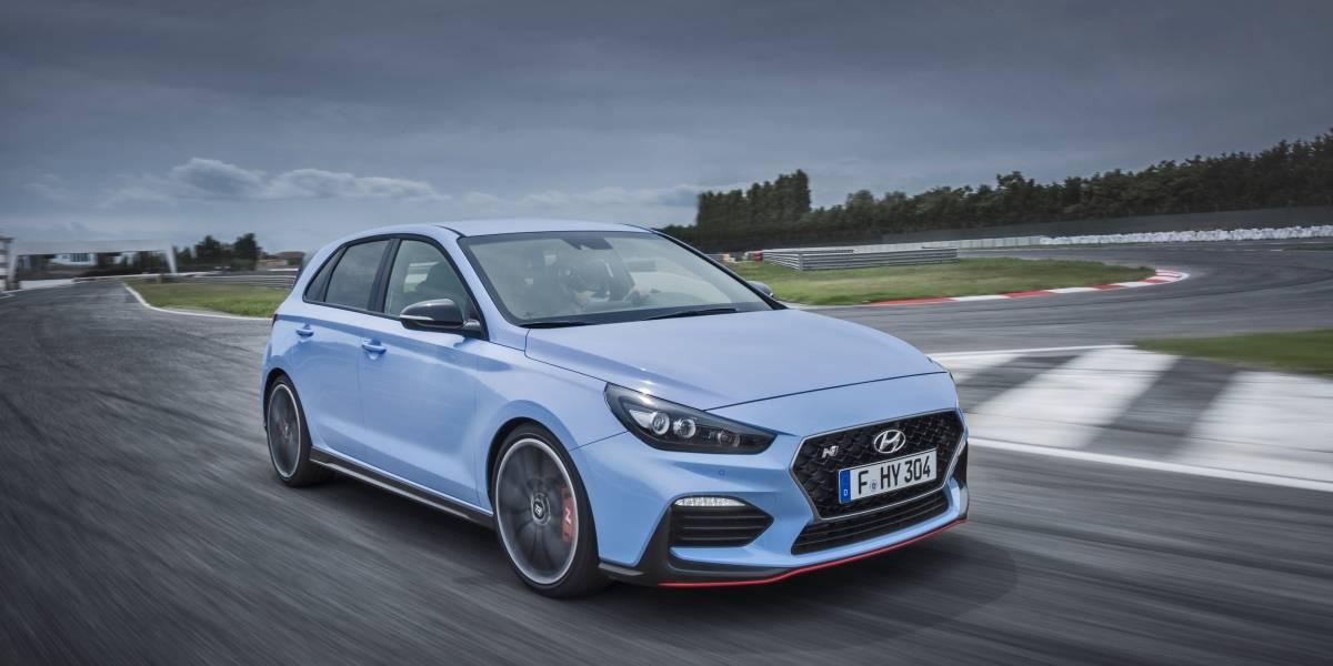 Hyundai se aventura en los modelos de altas prestaciones