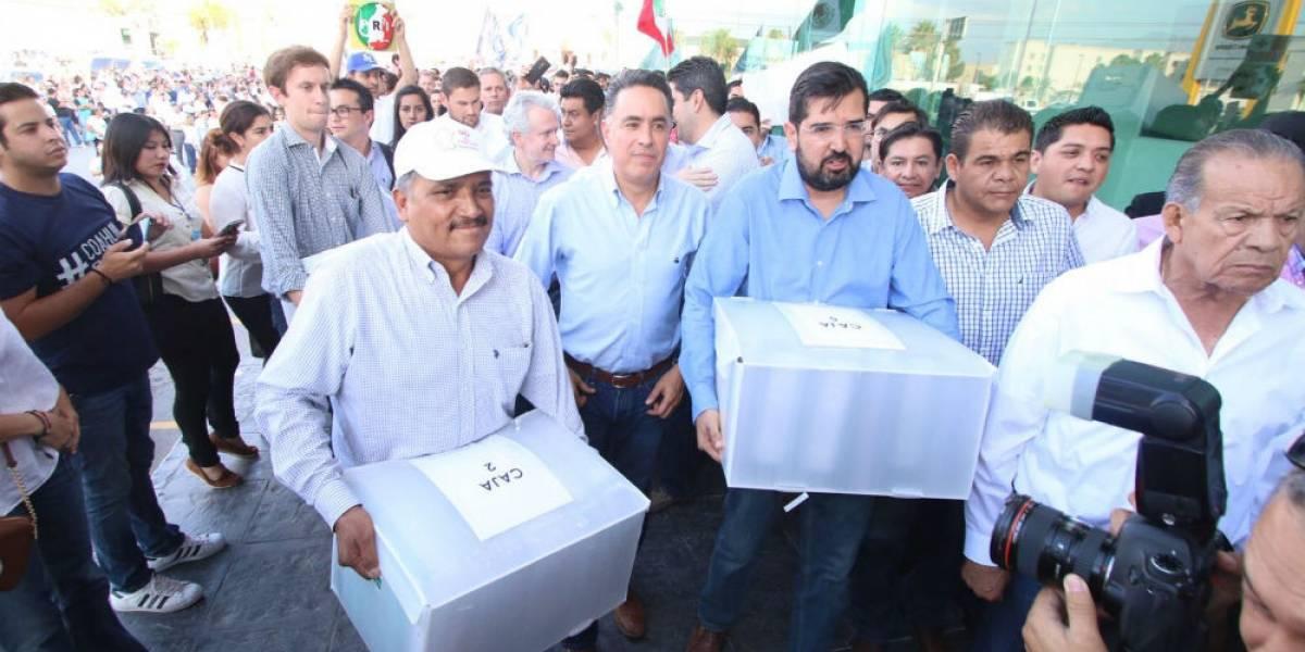 INE vuelve a ajustar gastos de campaña; anulación en Coahuila queda en el aire